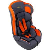 Автокресло ЕДУ-ЕДУ KS-513 Lux Оранжевый, 9-36 кг, с вкладышем