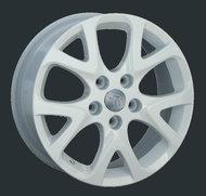 Диски Replay Replica Mazda MZ28 7x17 5x114,3 ET50 ЦО67.1 цвет W - фото 1
