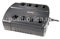 ИБП APC Back-UPS ES BE700G-RS черный