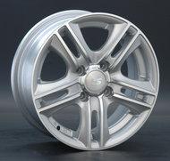 Диск LS Wheels 191 6x14 4/100 ET39 D73,1 SF - фото 1