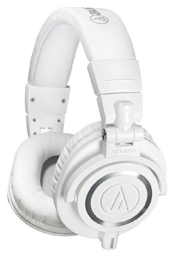 Наушники audio-technica ath-m50x wh