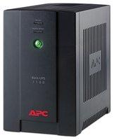 Источник бесперебойного питания APC by Schneider Electric Back-UPS 1100VA with AVR, Schuko Outlets for Russia, 230V (BX1100CI-RS)