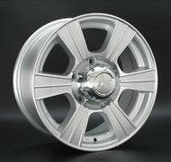Диск LS Wheels 160 7x16 5/139,7 ET35 D98,5 SF - фото 1