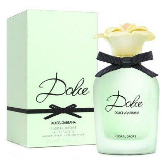 Туалетная вода Dolce And Gabbana женская Dolce Floral Drops 50 мл