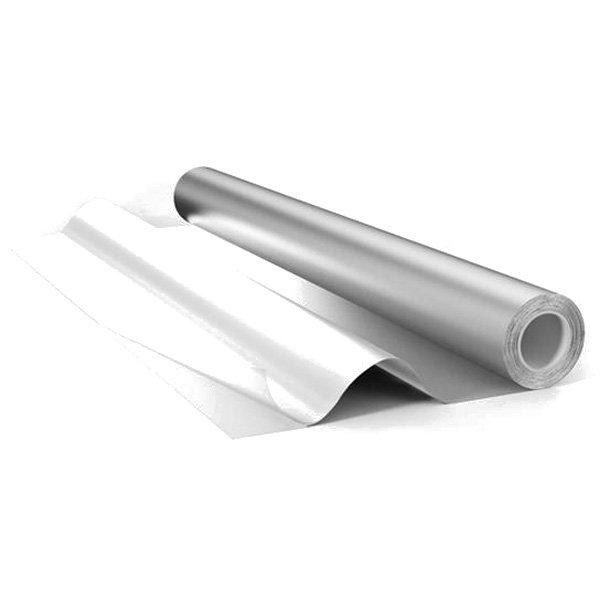 Фольга алюминиевая для бани 100 мкр 12 м2