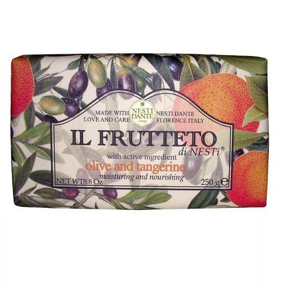 Мыло, Мыло Nesti dante il frutteto оливковое масло и мандарин
