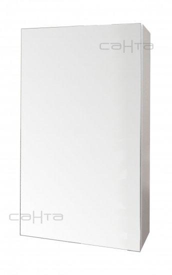 Зеркальный шкаф СанТа Стандарт 45, фацет