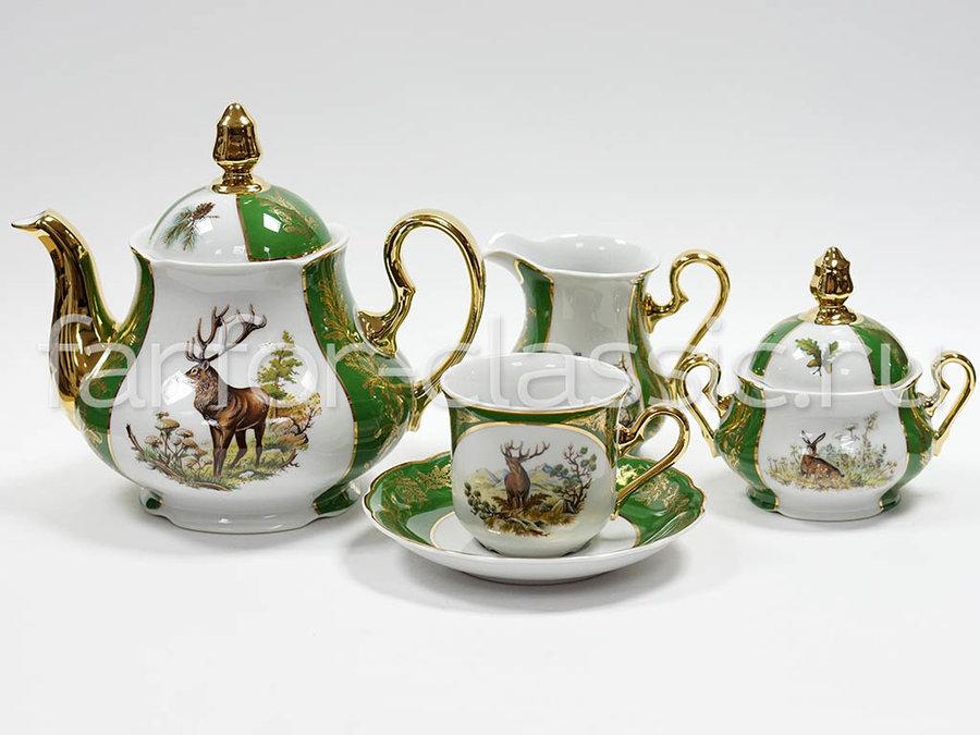 Картинки для чайных сервизов