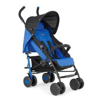 Коляска-трость Chicco Echo stroller с бампером (Чико Эхо) (Power Blue)