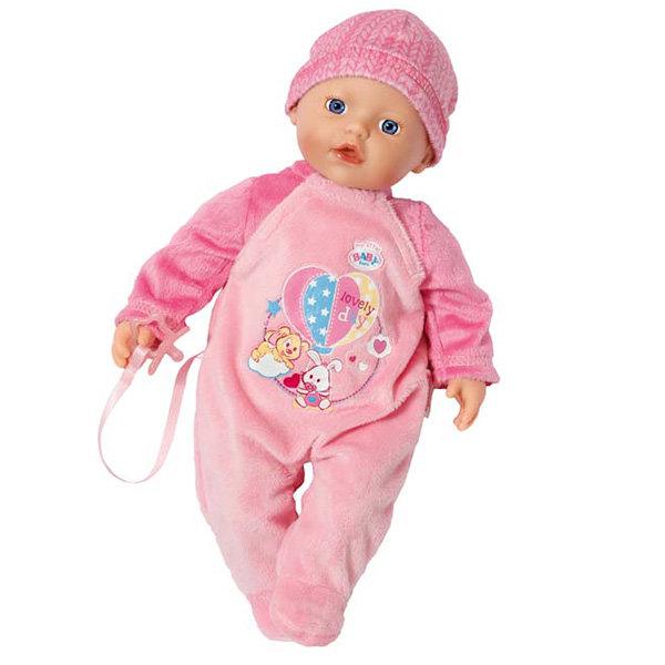 Кукла Zapf Creation Baby born 822-524 Бэби Борн my little BABY born Кукла 32 см