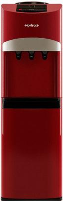 Кулер для воды HOTFROST V127 Red (120112702)