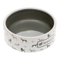 Миска для собак и кошек Ferplast Juno Small керамическая, 0,3 л