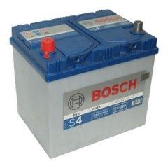 Аккумулятор 60 а/ч, европ. пол-сть BOSCH 560 410 054 S4 (024) BOSCH-560410-S4