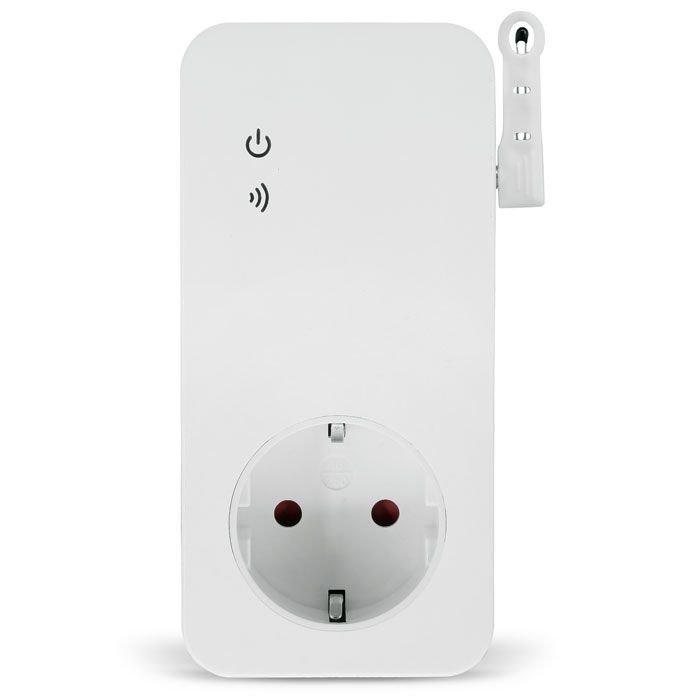 SimPal Wi-Fi розетка SimPal-W230 с датчиком температуры
