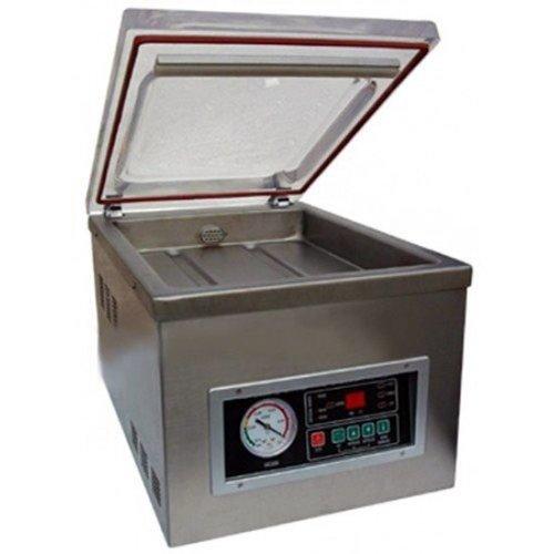Вакуумный настольный упаковщик однокамерный DZ 260-D
