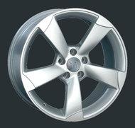 Диски Replay Replica Audi A56 7.5x17 5x112 ET37 ЦО66.6 цвет SF - фото 1