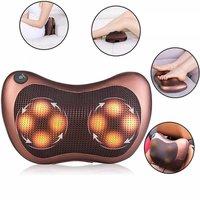 Многофункциональная массажная подушка massage pillow mp-010b 8028