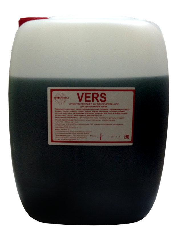 Моющее средство для ручной мойки полов VERS 20 кг