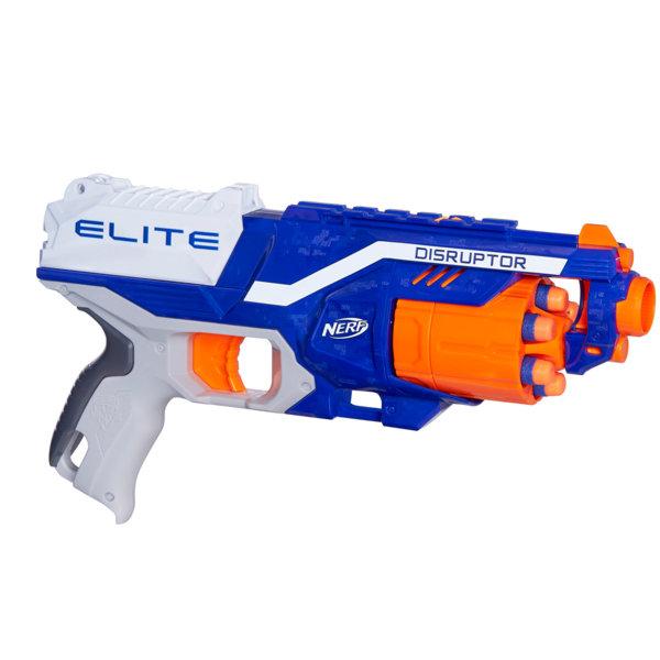 Игрушечное оружие Hasbro Nerf B9837 Нерф Бластер Элит Дизраптор
