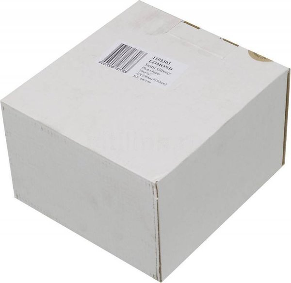 Фотобумага Lomond 1103303 10x15/260г/м2/500л./белый полуглянцевое для струйной печати