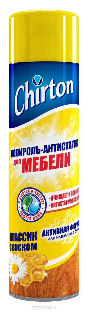 Полироль-антистатик Chirton