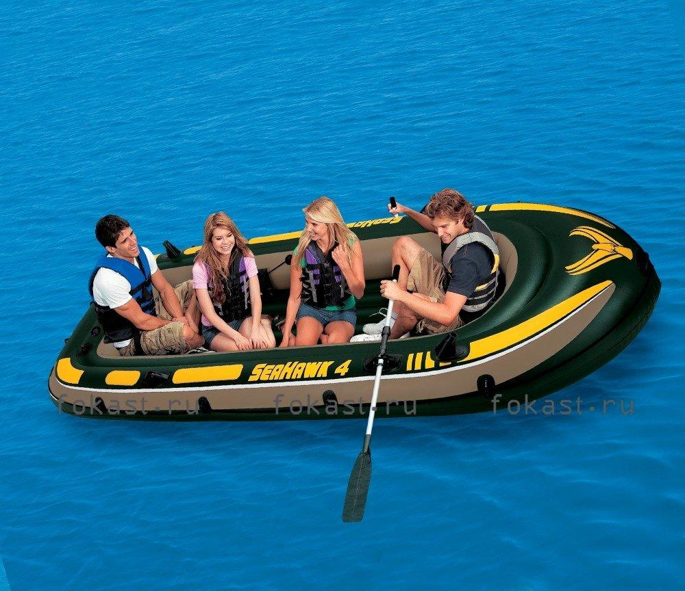 68351 лодка seahawk-400