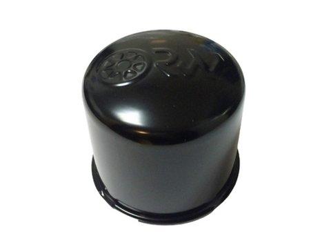 Колпак ступичный d98.5, цвет: чёрный