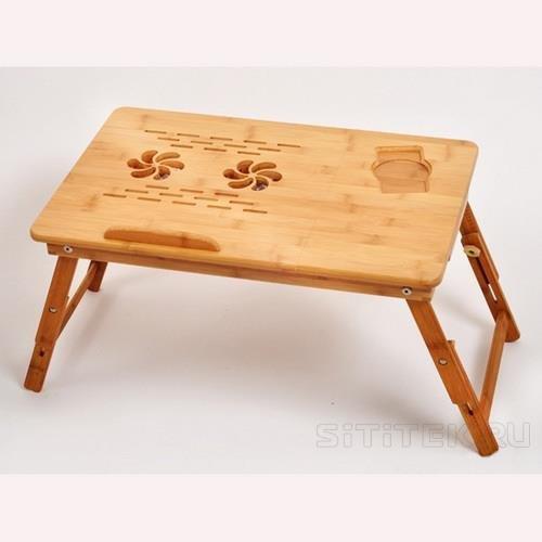 Стол для ноутбука SITITEK Bamboo 2