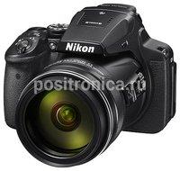 Фотоаппарат Nikon CoolPix P900 черный (VNA750E1)