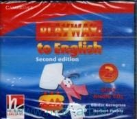 "Gunter Gerngross and Herbert Puchta ""Playway to English (Second Edition) 2 Class Audio CDs (Лицензия)"""