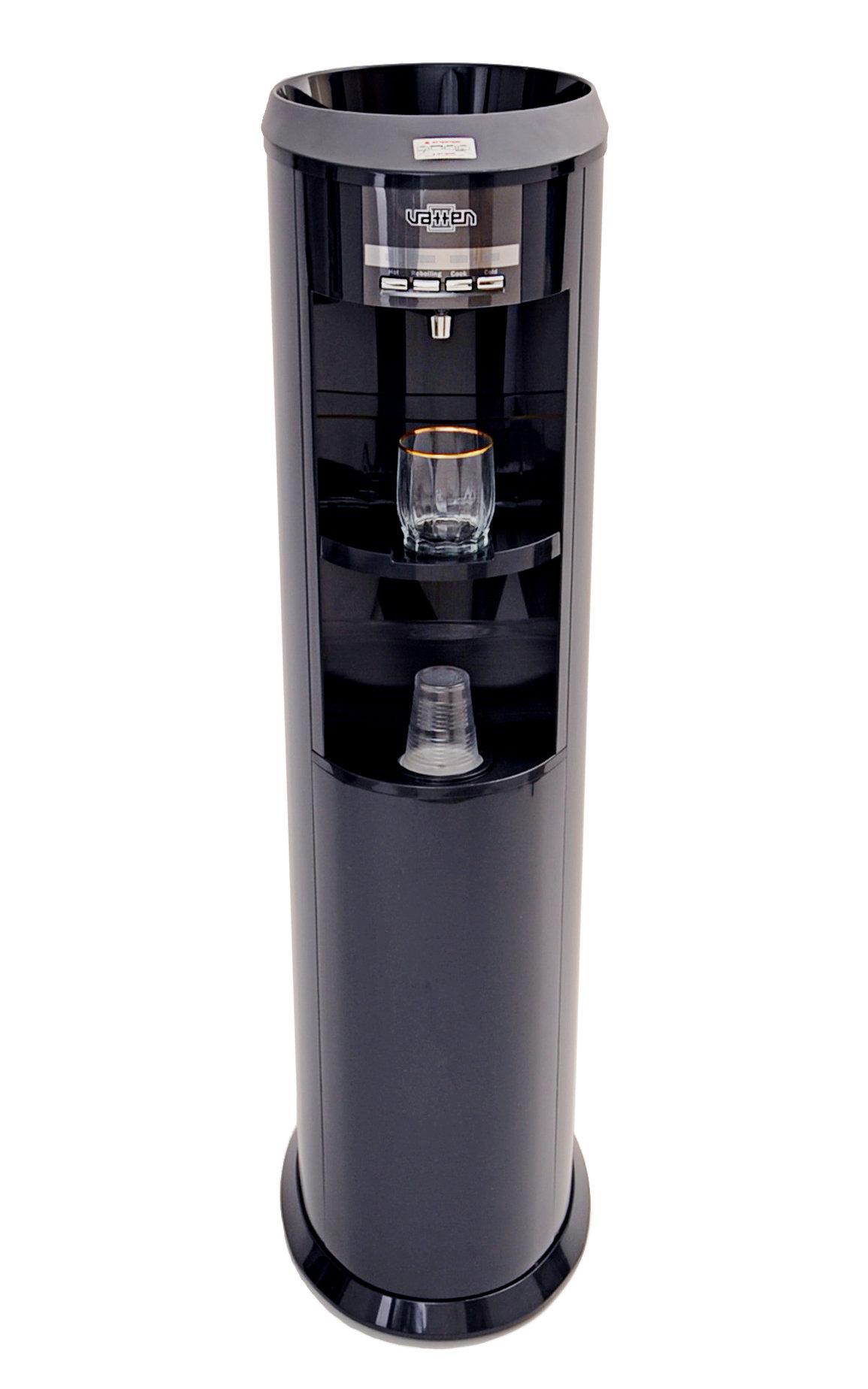 Кулер для воды Vatten V803NKD напольный, с нагревом и охлаждением