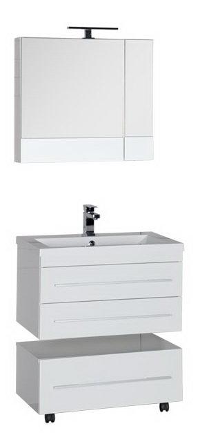 Мебель для ванной Aquanet Нота 75 (цвет белый)