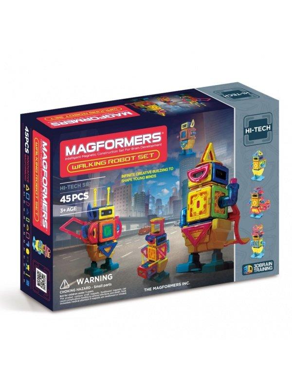 Магнитный конструктор magformers walking robot