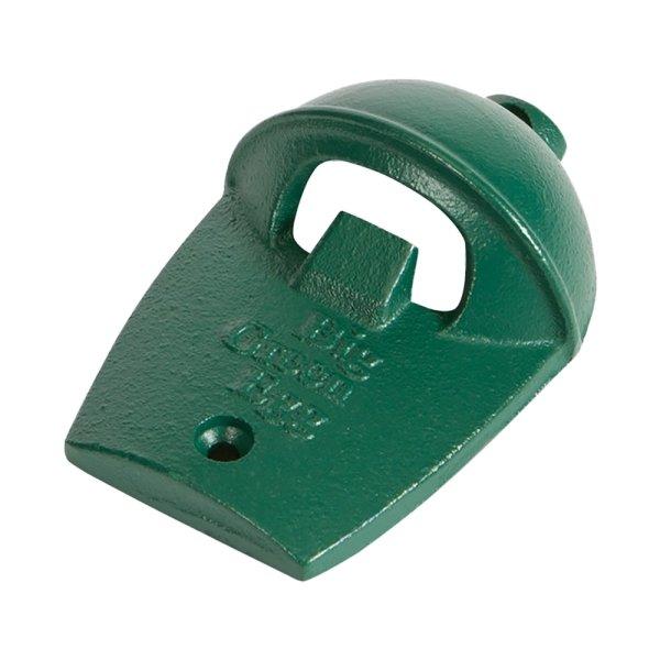 BIG GREEN EGG Открывалка для бутылок, материал: чугун, цвет: зеленый BGEBO