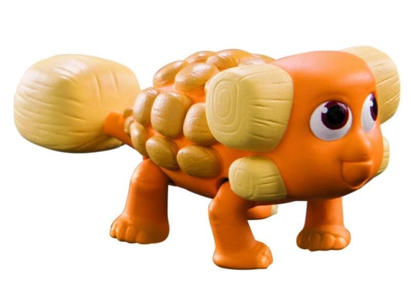 Фигурка Good Dinosaur Юный Анкилозавр (малая подвижная) 12 см 62006