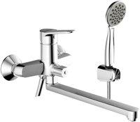 Смеситель Bravat Eco F6111147C-LB универсальный марсель мебель для ванны