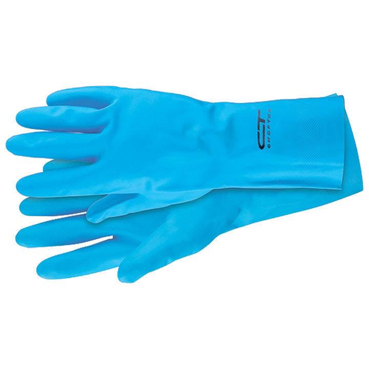 Перчатки латексные маслобензостойкие СИБРТЕХ 67799, размер 11 (XXL)