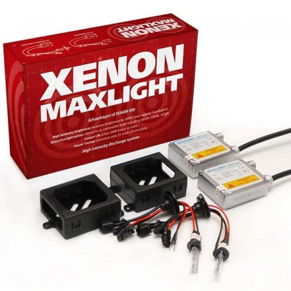 Ксенон MaxLight H27 4300K