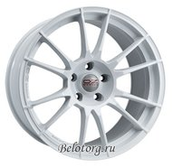 Диск OZ Racing Ultraleggera 8x17/5x108 D75 ET55 White - фото 1