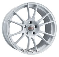 Диск OZ Racing Ultraleggera 8x17/5x108 D75 ET55 White