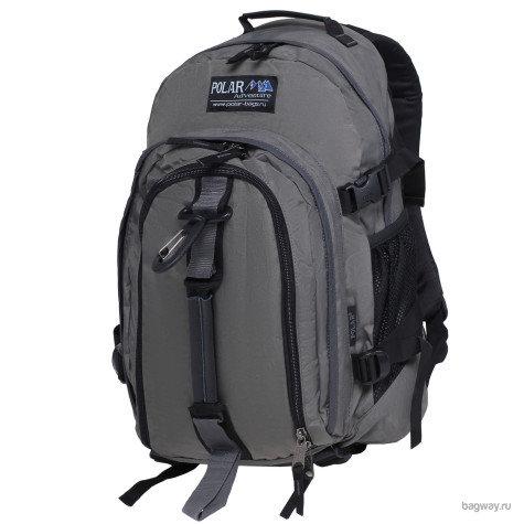Рюкзак Polar Travel П955 (П955Ж-06 т.серый)