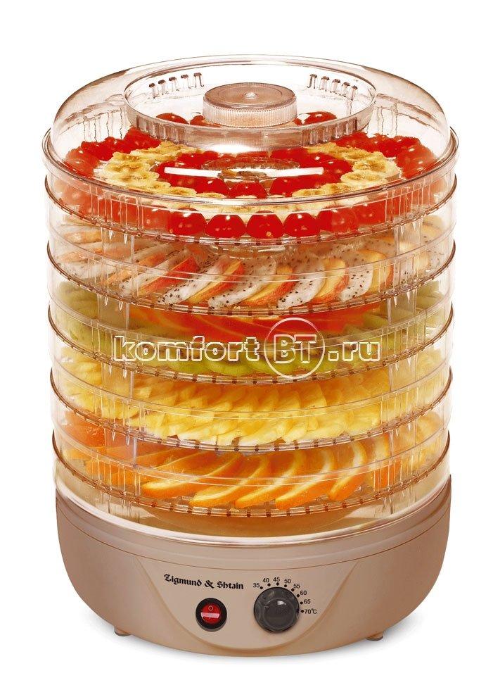 Сушилка для овощей Zigmund & Shtain ZFD-401