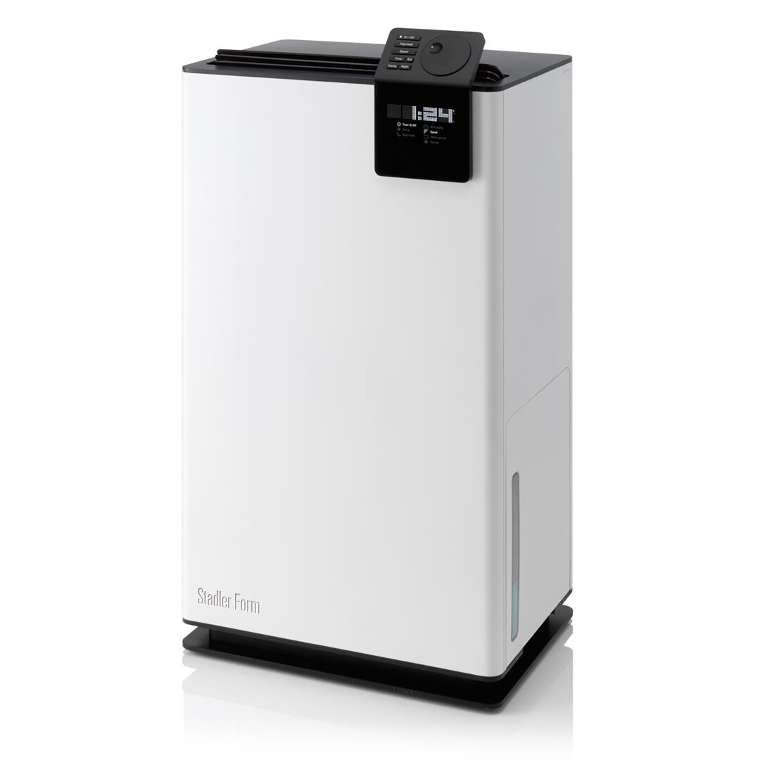 увлажнители воздуха Stadler Form Осушитель воздуха A-040E Albert, 65.5 см, пластик, белый