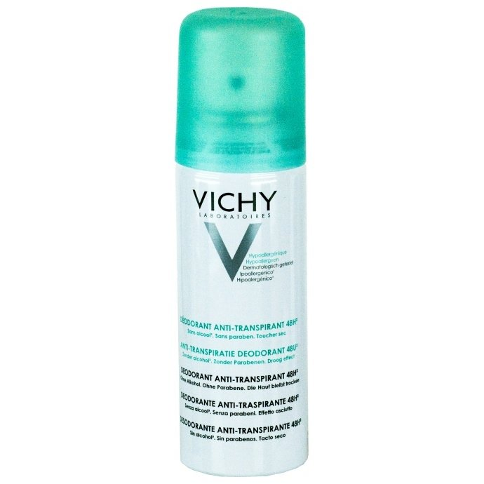 Vichy дезодорант антиперспирант