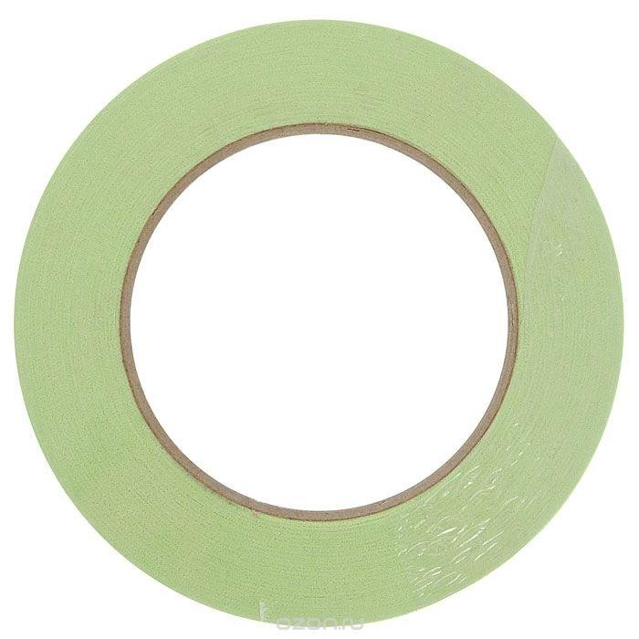 """Маскирующая лента """"Scotch"""" для грубых поверхностей, цвет: светло-зеленый, 2,5 х 55 м"""