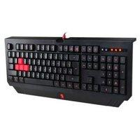 Клавиатура A4Tech Bloody B120 USB черный