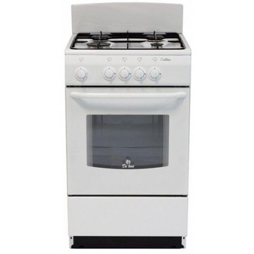 Газовая плита De Luxe 5040.38г белый