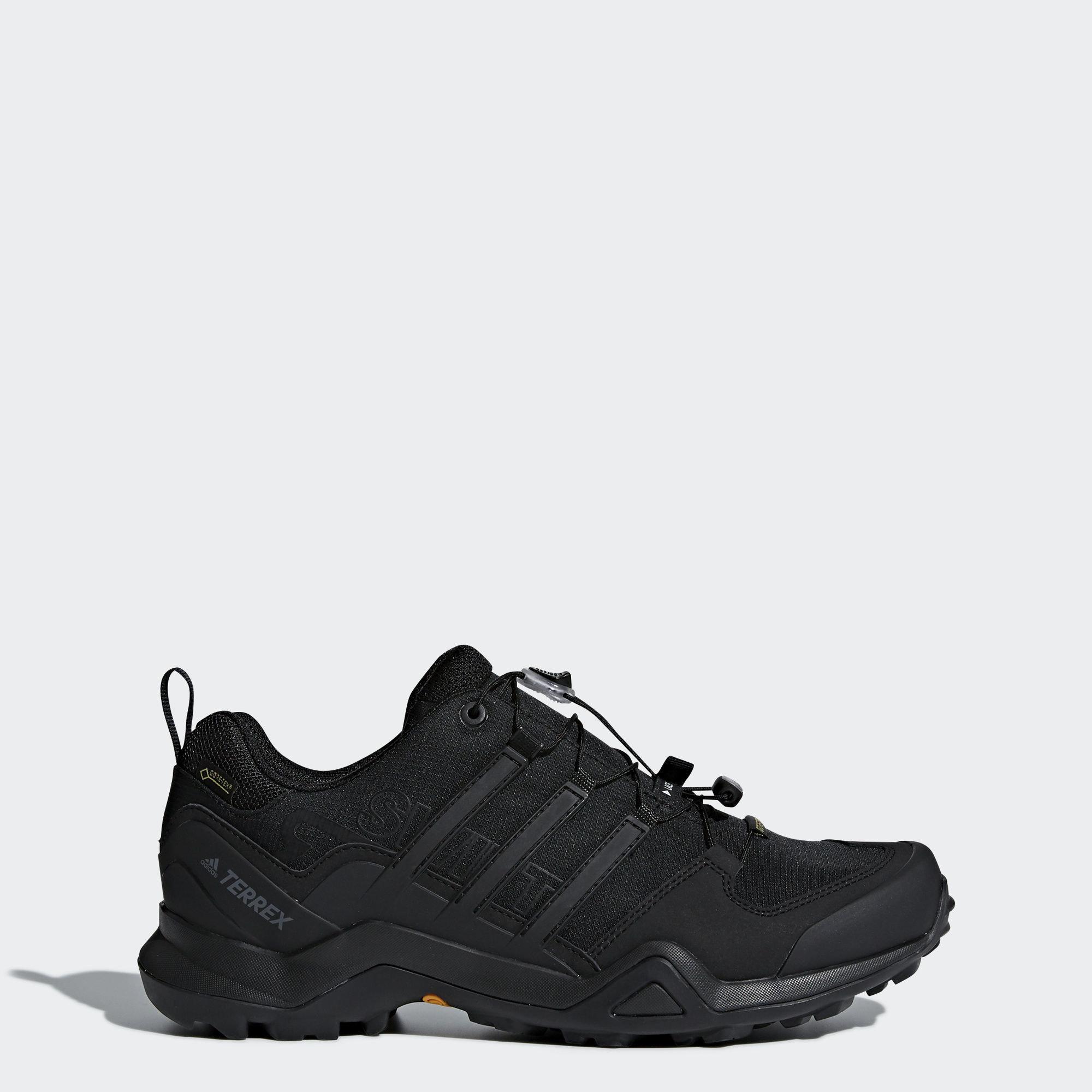Обувь для активного отдыха Terrex Swift R2 GTX adidas TERREX Core Black/Core Black/Core Black