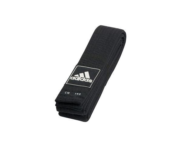 Пояс для тхэквондо Competition Black Belt, черный Adidas 220
