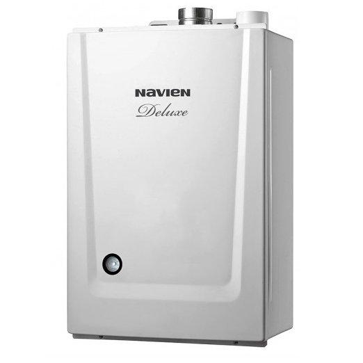 Настенный газовый котел Navien deluxe - 13k white